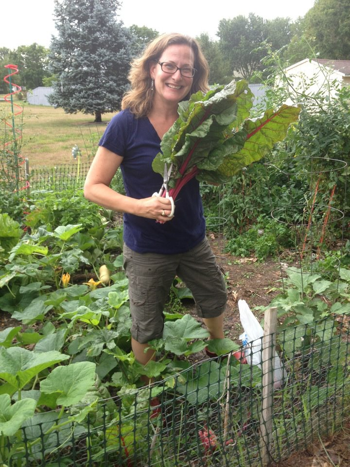 About andrea 39 s garden cooking for My gardener landscaping