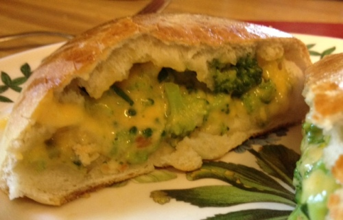 broccoli cheese pockets
