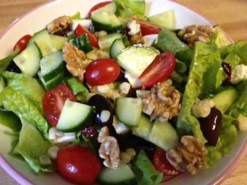 mediterranean salad 2
