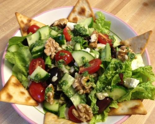 mediterranean salad 3