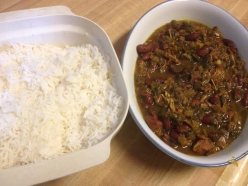 qormeh sabzi with chicken 11