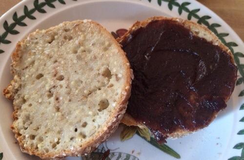 Big Sur Hide Bread (Rolls) | Andrea's Garden Cooking