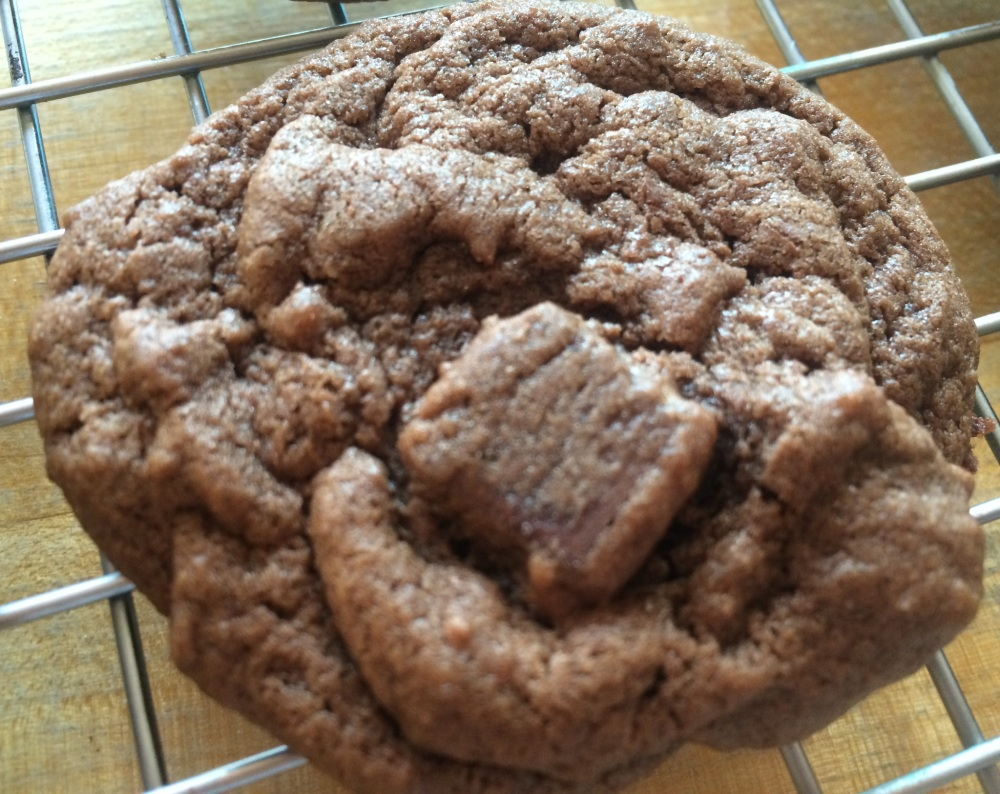 And the link for the double chocolate cookies.